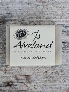 Bilde av Alveland Lavendelsåpe