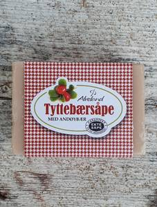 Bilde av Alveland Tyttebærsåpe