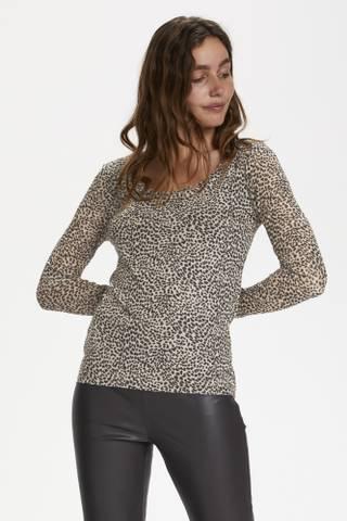 Bilde av SL Arine T-shirt - Mini Leopard Dot