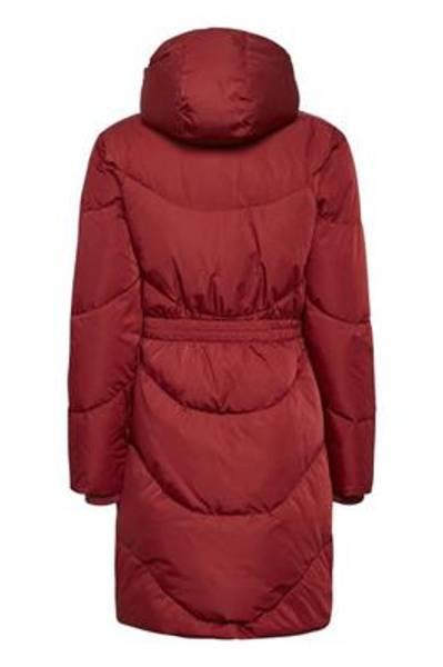 SL Mala Hoodie Coat - Syrah