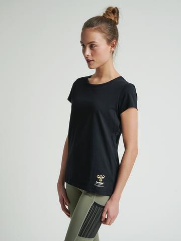 Bilde av Hummel Scarlet T-Shirt - Black