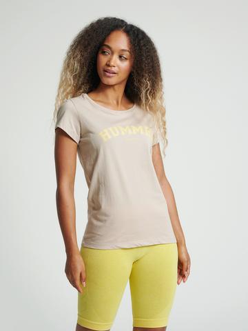 Bilde av Hummel Cyrus T-Shirt - Humus