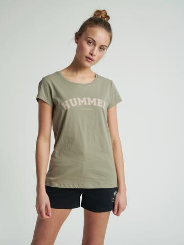 Bilde av Hummel Cyrus T-Shirt - Vetiver