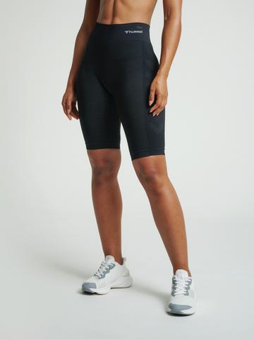 Bilde av Hummel Clea Seamless Cycling Shorts -- Black