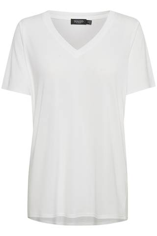 Bilde av SL Columbine Oversize T-Shirt - Broken White