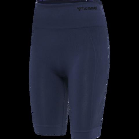 Bilde av Hummel TIF Seamless Cycling Shorts - Black Iris