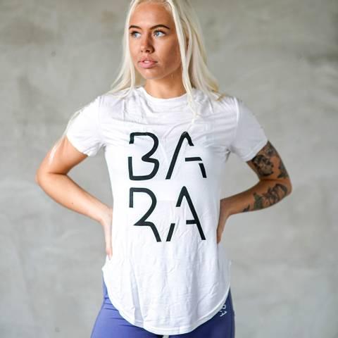 Bilde av Bara White ECO T-shirt