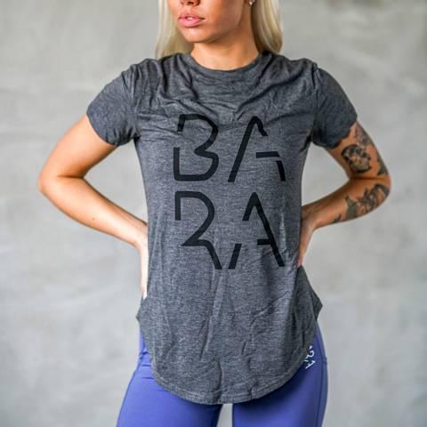 Bilde av Bara Grey Eco T-shirt