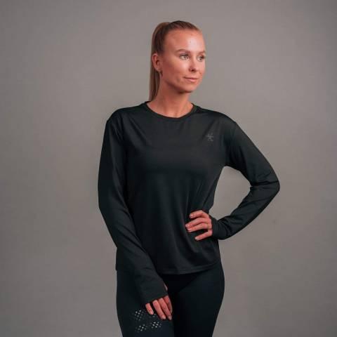 Bilde av Bara Black Essential Long Sleeve