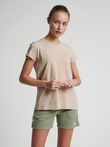 Bilde av Hummel Isobella T-Shirt - Hummus