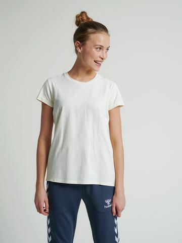 Bilde av Hummel Isobella T-Shirt - Eggnog