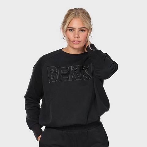 Bilde av BEKKA Him&Her Sweater - Black