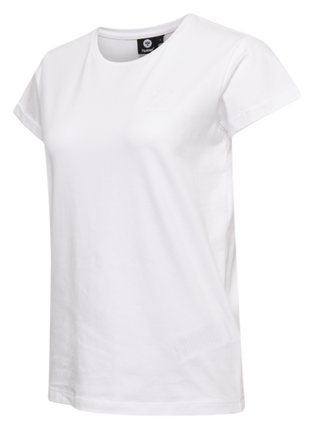 Bilde av Hummel Isobella T-Skjorte - White