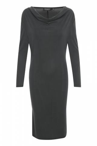 Bilde av SL Cody Waterfall Dress - Black