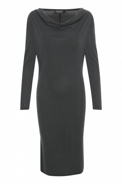 SL Cody Waterfall Dress - Black