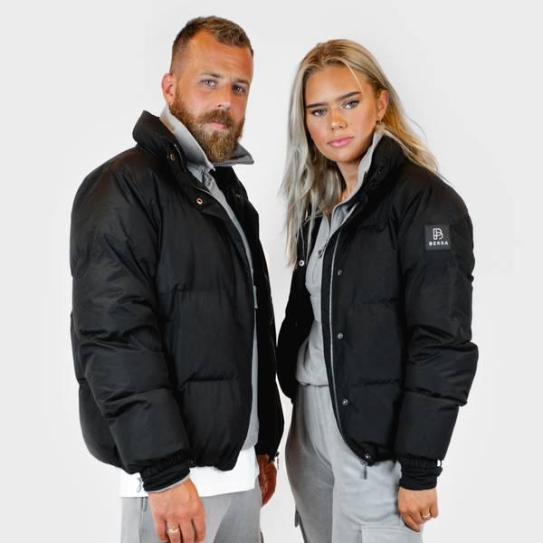 BEKKA Padded Jacket - Black