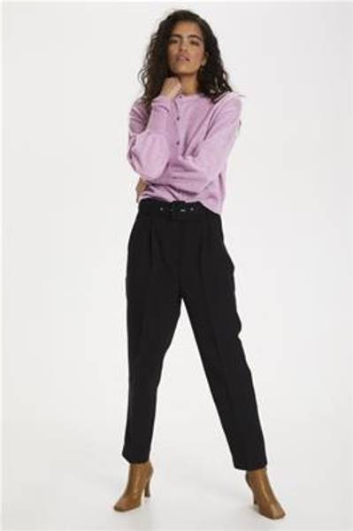 SL Padma Tuesday Cardigan - Smokey Grape