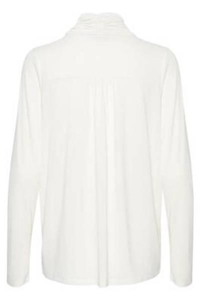 SL Coda Blouse - Whisper White