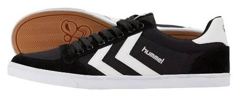 Bilde av Hummel Slimmer Stadil Low - Black/White