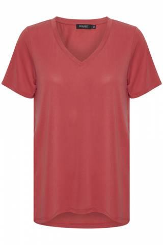 Bilde av SL Columbine Oversize T-Shirt - Cardinal