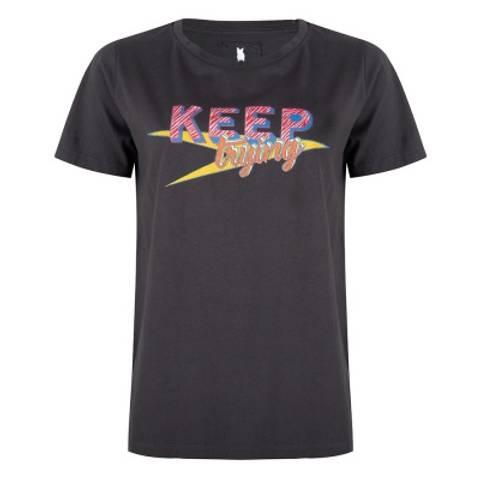 Bilde av Blake Seven T-skjorte, Keep Trying