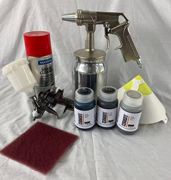 Bilde av Durano Starter kit 1 farge C-serie