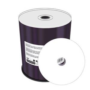 Bilde av Falcon PRO 16x DVD-R 4,7GB glanset hvit vannfast 100 stk