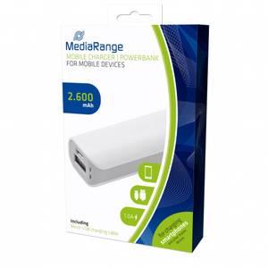 Bilde av MediaRange batteribank 2.600 mAh