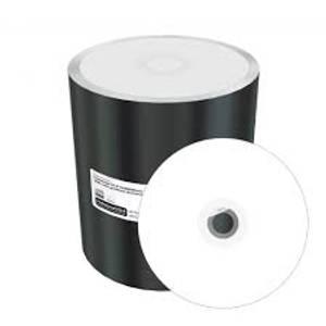 Bilde av Falcon PRO CD-R  hvit termisk printbar  diamant dye 100 stk
