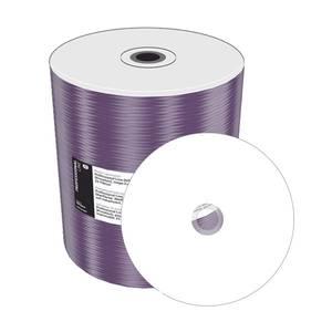 Bilde av Mediarange DVD+R 8,5Gb 8x dobbel lags hvit termisk printbar 100