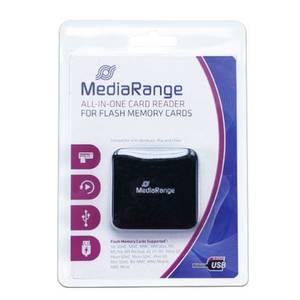 Bilde av MediaRange USB 2.0 minnekort leser