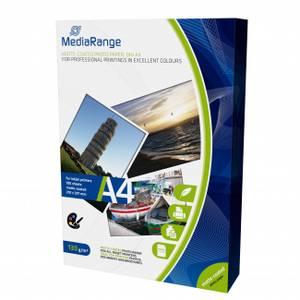 Bilde av Mediarange A4 fotopapir matt 130gr 100 ark