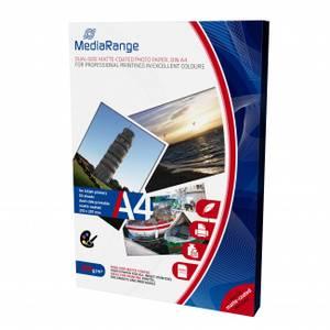 Bilde av Mediarange A4 fotopapir glanset 220gr 100 ark
