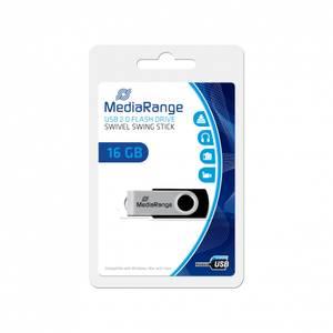 Bilde av MediaRange USB 2.0 penn 16 GB 1 stk