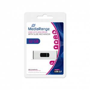 Bilde av MediaRange USB 3.0 penn 32 GB 1 stk