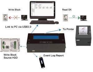 Bilde av ADR - U-Reach Forensic HDD duplicator FR200