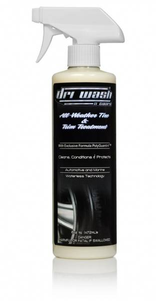 DWG Tire & Trim Treatment, 472 ml