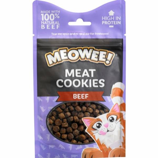 Bilde av MEOWEE! MEAT COOKIES BEEF