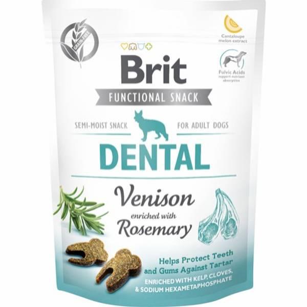 Bilde av Brit Care Functional Snack dental venison