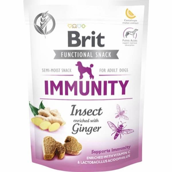 Bilde av Brit Care Functional Snack immunity insect