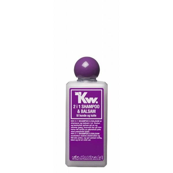 Bilde av KW 2 i 1 (Bad & Føn) shampo 200ml