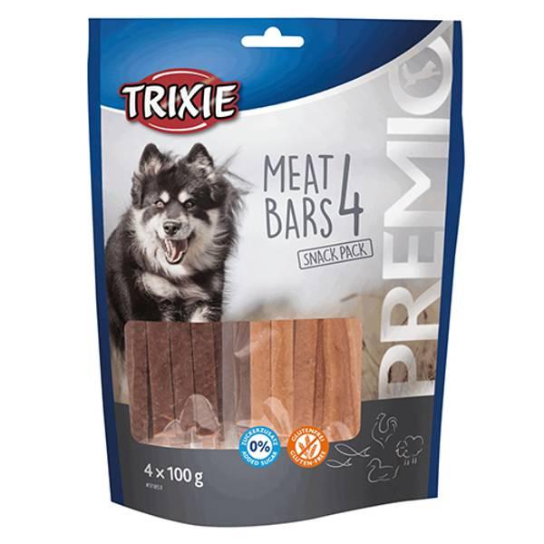 Bilde av Trixie Premio Meat Bars Snackpack 4x100g