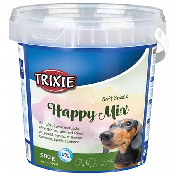 Bilde av Trixie Soft Snack Happy Mix 500g