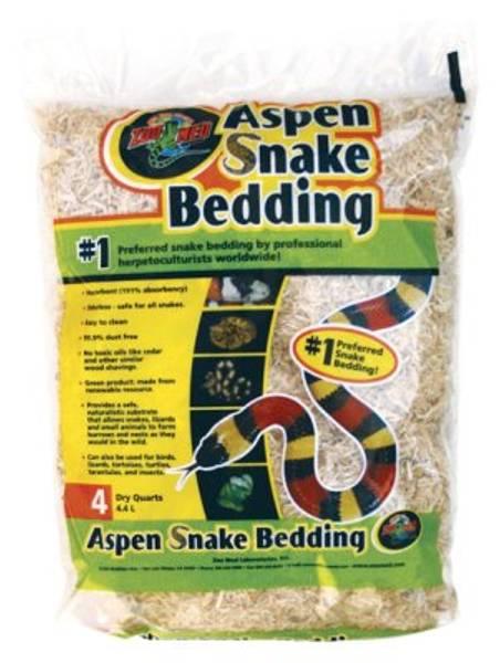 Bilde av Aspen snakebedding