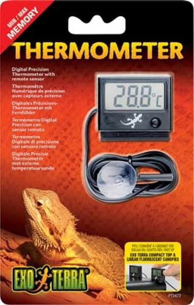 Bilde av Exoterra termometer
