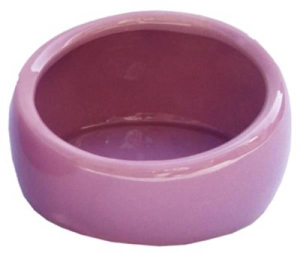 Bilde av Keramikskål stor rosa