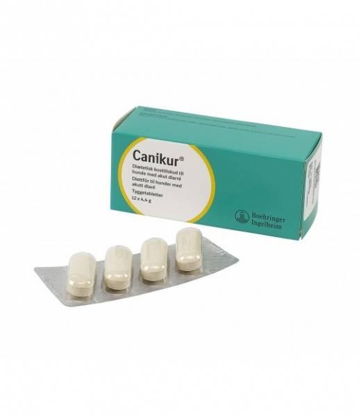 Bilde av Caninkur akutt diare 12x4,4g
