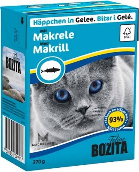 Bilde av Bozita makrell i gele