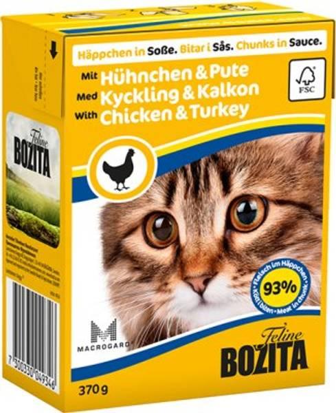 Bilde av Bozita kylling/kalkun i saus
