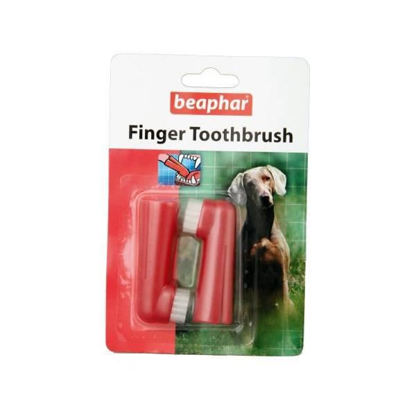 Bilde av Beaphar finger tannbørste